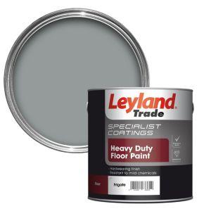 Leyland Trade Heavy Duty Frigate Satin Floor & Tile Paint2.5L