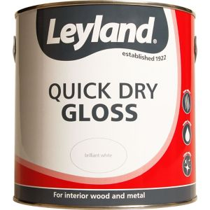 Image of Leyland White Gloss Paint 2.5L