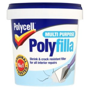 View Polycell Polyfilla Grey Multi Purpose Filler 1kg details