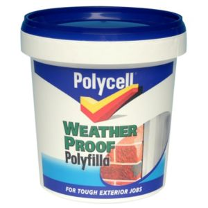 View Polycell Polyfilla Grey Weatherproof Filler 1.75kg details