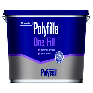 Image of Polycell Filler 4L