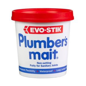View Evo-Stik Plumbers Mait Non-Setting Putty 750 G details
