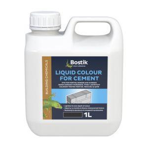 Image of Bostik Black Liquid colour 1L