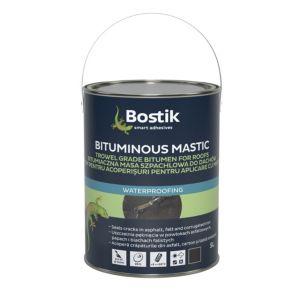 Image of Bostik Black Bituminous mastic 5L