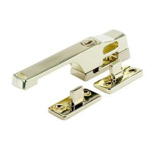 View Yale Brass Effect Window Lock Window Handle details