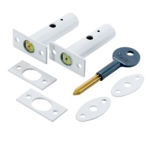 View Yale Door Security Bolt, Pack of 2 details