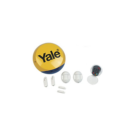 yale wireless alarm system departments tradepoint. Black Bedroom Furniture Sets. Home Design Ideas
