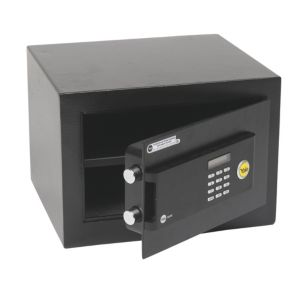 View Yale 20.5L Electronic Keypad & Key Operated Electronic Safe details
