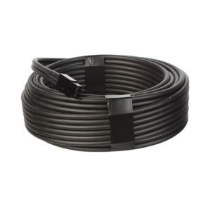 View Hozelock Black Cable Extension (L)7.5m details