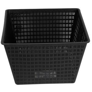View Plastic Black Pond Planting Basket (H)180mm details