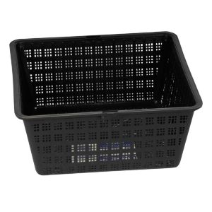 View Pond Planting Basket Matt Black, (H)90mm details