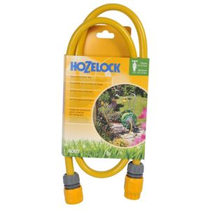 View Hozelock Yellow Plastic Hose Connector Set details