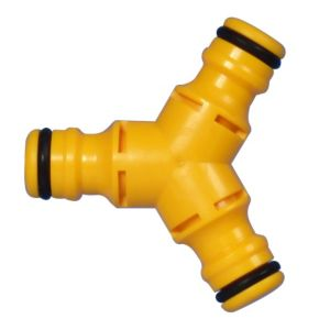 View Hozelock Yellow Plastic Hose Connector details