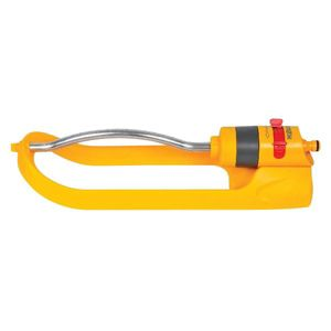 View Hozelock Yellow Oscillating Sprinkler details