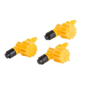 View Hozelock Black & Yellow Plastic Micro Jet details