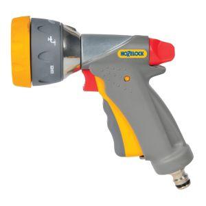 Hozelock Grey  Yellow & Red Multi-Spray Gun Pro