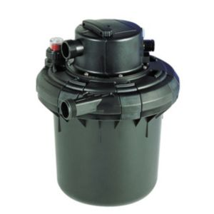Pond filters ponds water features watering hoses for Yard pond filters