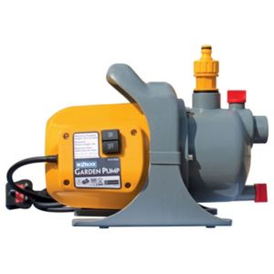 View Hozelock Yellow Plastic Hose Pump details
