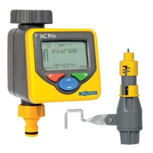 View Hozelock Yellow Plastic Watering Timer details