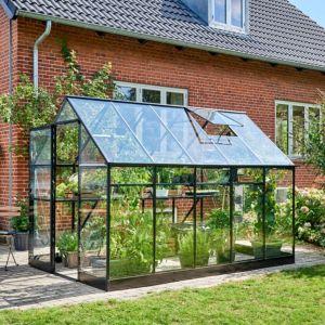 Image of Halls Qube 10x6 Greenhouse