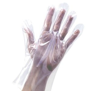 View Finesse Professional One Size Household Polythene Disposable Gloves, 100 Gloves details