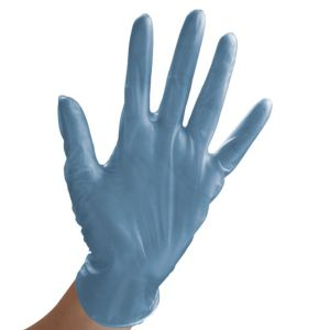 View Everyday Medium Household Vinyl Disposable Gloves, 100 Gloves details