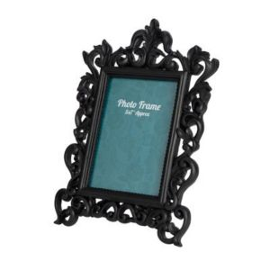 View Black Resin Picture Frame (H) 34cm x (W)24cm details