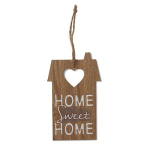 Photo of House home sweet home wood plaque