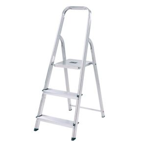 View Abru 3 Tread Aluminium Stepladder, 1.16m details
