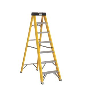 View Abru 7 Tread Fibreglass Stepladder, 1.81m details