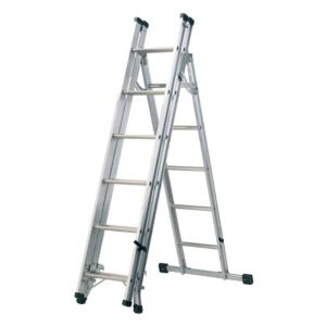 View Abru Aluminium 4-Way Combination Ladder, (H)4.52M details