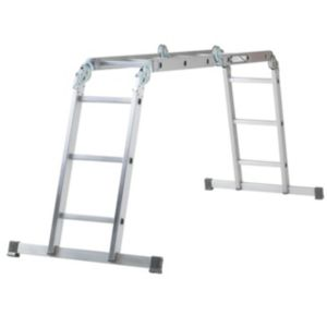 View Abru Aluminium 10-Way Combination Ladder, (H)4.03M details