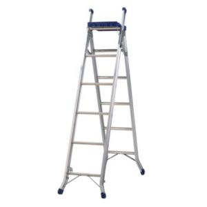 View Abru Aluminium 3-Way Combination Ladder, (H)3.40M details