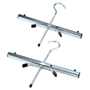 View Abru Ladder Roof Rack Clamp, (H)370mm Pack of 2 details
