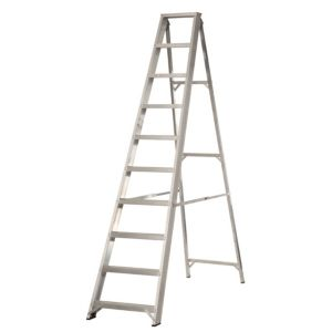 View Abru 6 Tread Aluminium Stepladder, 2.19m details