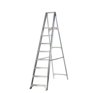 View Abru 8 Tread Aluminium Stepladder, 2.42m details
