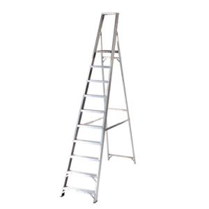 View Abru 10 Tread Aluminium Step Ladder, 2.92m details