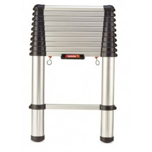 View Telesteps Telescopic Aluminium Extendable Telescopic Extension Ladder, (H)3.8M details