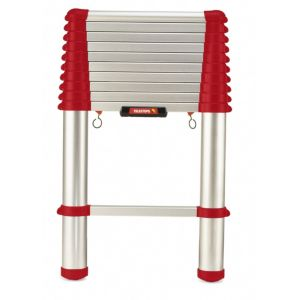 View Telesteps Telescopic Aluminium Extendable Telescopic Extension Ladder, (H)3.97M details