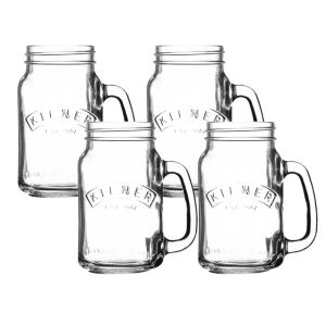 Kilner Handled Jars  Set of 4