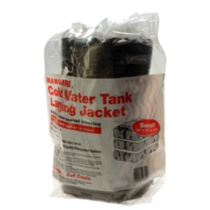 View Mangers 2 Piece Rectangular Cold Water Tank Jacket, (L)457mm (W)300mm (T)80mm details