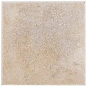 View Metallic Cream Porcelain Wall Tile, Pack of 100, (L)100mm (W)100mm details