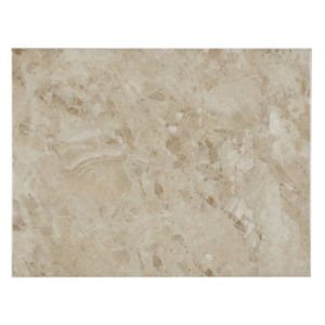 View Illusion Mocha Marble Effect Ceramic Wall & Floor Tile, Pack of 10, (L)360mm (W)275mm details