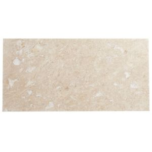 View Single Piece Natural Travertine Wall Tile, (L)300mm (W)305mm details