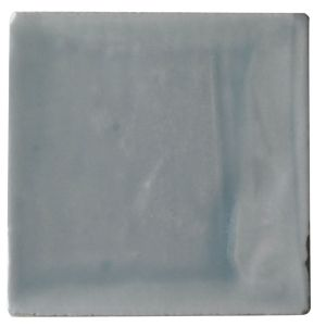 View Lustre Blue Wall Tile, (L)100mm (W)100mm details