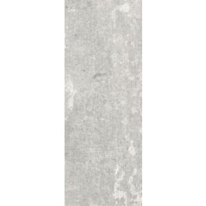 Image of Urban Grey Stone effect Concrete effect Ceramic Wall tile Pack of 17 (L)400mm (W)150mm