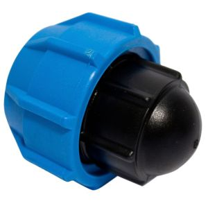 View Polypipe MDPE Compression Plug End (Dia)25 mm details