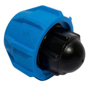 View Polypipe MDPE Compression Plug End (Dia)20 mm details