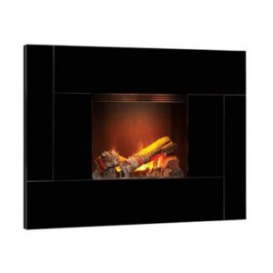 View Dimplex Optimyst Black Electric Wall Hung Fire details