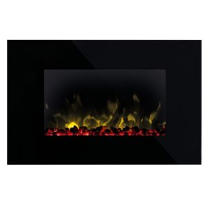 Image of Dimplex Black LED Remote control Electric Fire